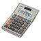 Casio MS-120BM Calcolatrice da Tavolo, Display a 12 Cifre, Calcolo Profitto, Calcolo Impos...