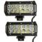 Willpower 6,5 pollici 36W barra luminosa a led spot spot faro da lavoro a LED IP67 imperme...