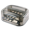 Tccmebius Docking Station per Disco Rigido, TCC-S865-DE USB 3.0 a IDE SATA Doppie Slot Enc...