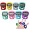 Stonges - Contatore elettronico con display LCD a 5 cifre, a mano (colori misti)