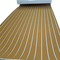Oukaning, foglio in teak sintetico, per pavimentazione di barche, in schiuma EVA, elastico...