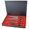 YARENH Set Coltelli Professionali Cucina 5 Pezzi,Coltelli Cucina Set en Lama in Acciaio Da...