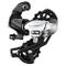 Shimano Tourney TX RD-TX800 Deragliatore Posteriore 7/8-velocità Argento 2015