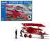 Revell- Fokker Dr.I Richthofen Kit Modellismo, Scala 1:28, Multicolore, 04744