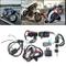Maso - Cablaggio elettrico completo con sistema di accensione a bobina per 50 cc, 70 cc, 9...