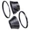 K&F Concept 18 Pcs Anelli adattatori Kit 37-49mm 49-52mm 52-55mm 55-58mm 58-62mm 62-67mm 6...