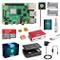 LABISTS Raspberry Pi 4 Model B 4GB RAM Starter Kit, RPi Barebone con MicroSD 64GB, Tipo C...