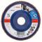 Bosch 2608607335 - Disco ad alette di 22-23 mm, 60 U/min, 115 mm, 1 pezzo