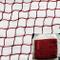 JIN CAN - Rete da Badminton, per Interni o Esterni, per Giardino, Scuola, Cortile, Senza T...