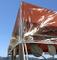 QUICK STAR Gazebo Cover protettiva Pavillon 3 x 3 m Impermeabile Protezione dagli agenti a...