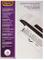 Fellowes 5320604 Fogli Pulizia per Plastificatrici A4, Confezione da 10 Pezzi