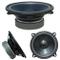MASTER AUDIO CW500/4 CW 500/4 altoparlante diffusore medio basso mid woofer 13,00 cm 130 m...
