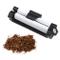 LDJUAN Machine per Sigarette Automatica Fumatore Manuale Plastica Bianca Rollatore Macchin...