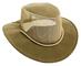 Kakadu Traders Australia - Cappello estivo in microfibra con blocco a rete e sottogola o c...