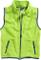 Playshoes Fleece-Weste Farbig abgesetzt Gilet, Verde (Grün 29), 12 Mesi (80 cm) Bambine e...