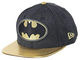 New Era Batman 9fifty of Kids Snapback cap Batman Edition Black/Gold - Youth