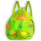 BORSA SPIAGGIA (Verde, Grande 50x38cm) - Zaino con coulisse perfetto per la nuotare, per p...