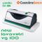 Folletto Vorwerk VG 100 Lavavetro Nuovo Novità Assoluta Italia no vk150 vk140