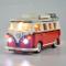 Kit di illuminazione a LED Per il modello LEGO Creator 10220 - Volkswagen T1 Camper Van (N...