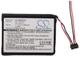 CS-GME500SL Batteria 600mAh compatibile con [GARMIN] 010-01626-02, 4RL58983, Edge 200, Edg...