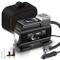 AnvFlik Compressore Portatile per Auto,12V 100 PSI Gonfiatore Pneumatici Auto,con Display...