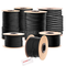 Seilwerk STANKE 50 m 8 mm corda in polipropilene corda intrecciata pp corda nera corda da...