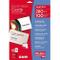 Biglietti da visita Decadry - laser/inkjet - angoli vivi - fronte/retro - 280 g - OCC3727...