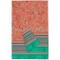 Bassetti - copridivano telo arredo bassetti granfoulard burano o1 - 3 misure arancio - 350...