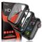 TAURI 2 Pezzi per Apple Watch Custodia con Protezione dello Schermo per Apple Watch 40mm S...