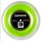 Gamma - Corda da tennis Moto Lime 17 (1.24 mm), 200 m