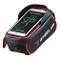 Borsa Telaio Bici Impermeabile Borsa Bicicletta Manubrio Touch Screen Supporto Mobile 6.0...