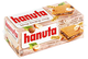 Hanuta - Pack of 10 Wafers (220 gram) by Ferrero