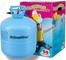 eliumStar - Bombola di gas elio per palloncini con 420 litri per gonfiare fino a 50 pallon...
