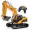Top Race Escavatore professionale funzionale completo di 15 canali di RC, pala telecomanda...