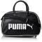 PUMA Campus Grip Bag Retro, Borsone Unisex Adulto, Black, Taglia Unica