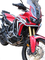 Paramotore HEED HONDA CRF 1000 Africa Twin DCT - Bunker, argento