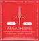 Augustine 650427 Corde per Chitarra Classica, Etichetta Rossa, Set Standard-Cantini, Tensi...