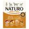 Naturo–Cibo Nero per Cani Pollo con Agnello e Riso