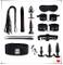 Tuta Sportiva Zaino 14PC, Assistente Yoga Camera da Letto Comfort - Kit Fitness Sportivo