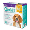 ORAVET Chew Dog Snack per Cani, Multicolore, Unica