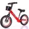 DFSSD Balance Bike con Front Bagagli Carrello 12' 'Acciaio al Carbonio Telaio, Senza Pedal...