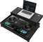 Zomo P-DDJ-1000 Plus NSE - Custodia per Pioneer DDJ-1000, con ripiano per laptop