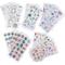 30 Fogli Adesivi Piante Fiori Naturale Decorativi Etichette Decorazione per Scrapbooking A...