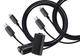 AmazonBasics - Kit Play & Charge con cavo intrecciato per Xbox One, Xbox One S e Xbox One,...