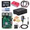 DINOKA Raspberry Pi 3 Modello B+ (Plus) Starter Kit Barebone Madre con Toshiba Micro SD Ca...