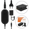 subtel® Alimentatore Compatibile con Panasonic G7 G70 G6 G5 G80 G81 GX8 GH2 FZ1000 FZ200 F...