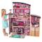 KidKraft 65826 Casa legno Sparkle Mansion per bambole di 30 cm con 30 accessori inclusi e...