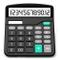 Calcolatrice, Splaks Standard Calcolatrice da Tavolo Funzionale Sola e AA Batteria con 12...