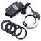 Yongnuo YN-14EX Macro Ring LED TTL Flash Light + Adapter Ring/Anello adattatore + Protetti...