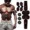 ZHENROG Elettrostimolatore per Addominali, Elettrostimolatore Muscolare Professionale per...